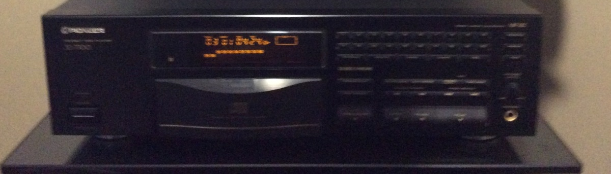 CD Player Pioneer PD 7700