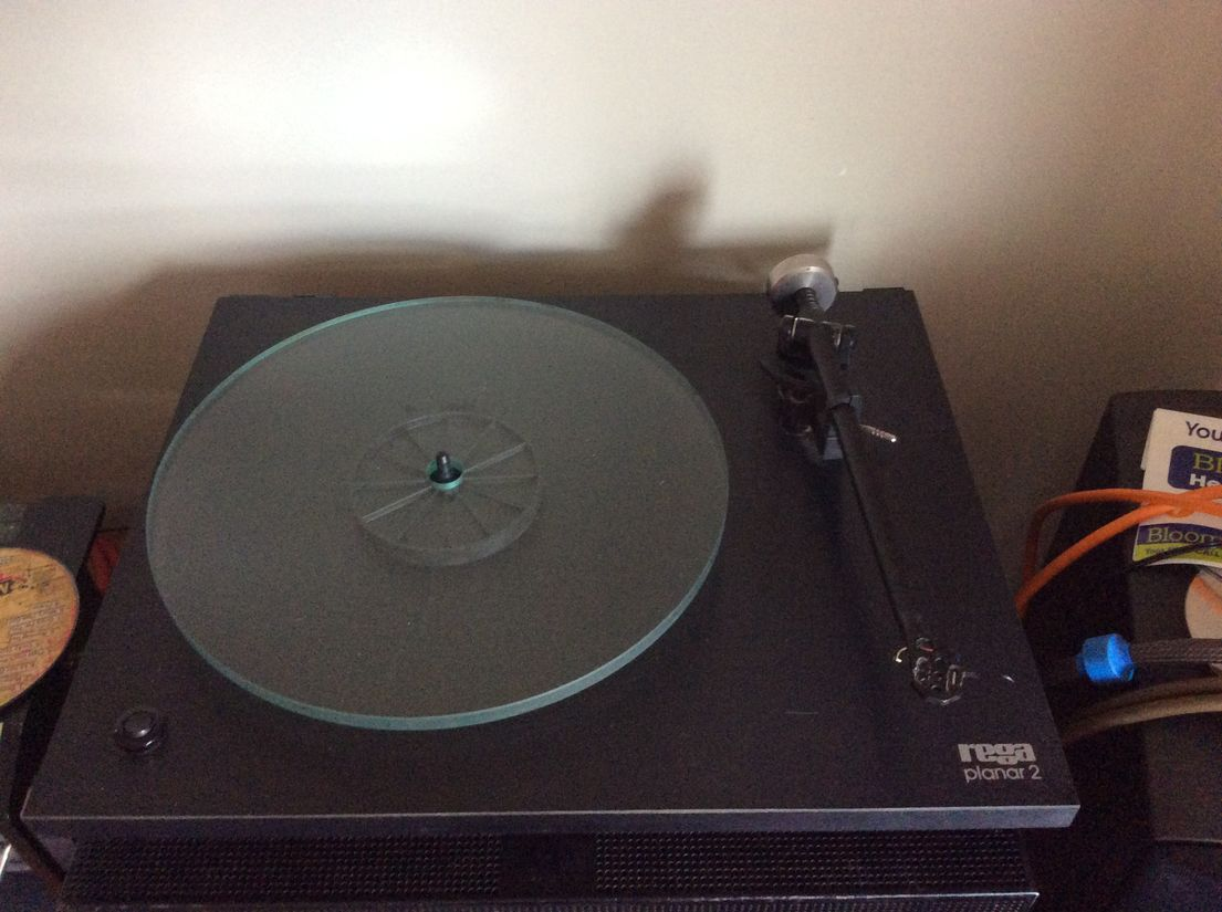 2nd Turntable Rega Planar