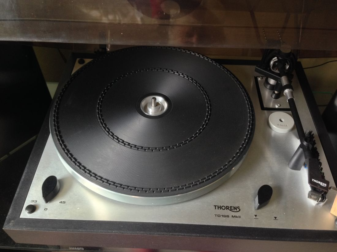 Thorens Backup Turntable