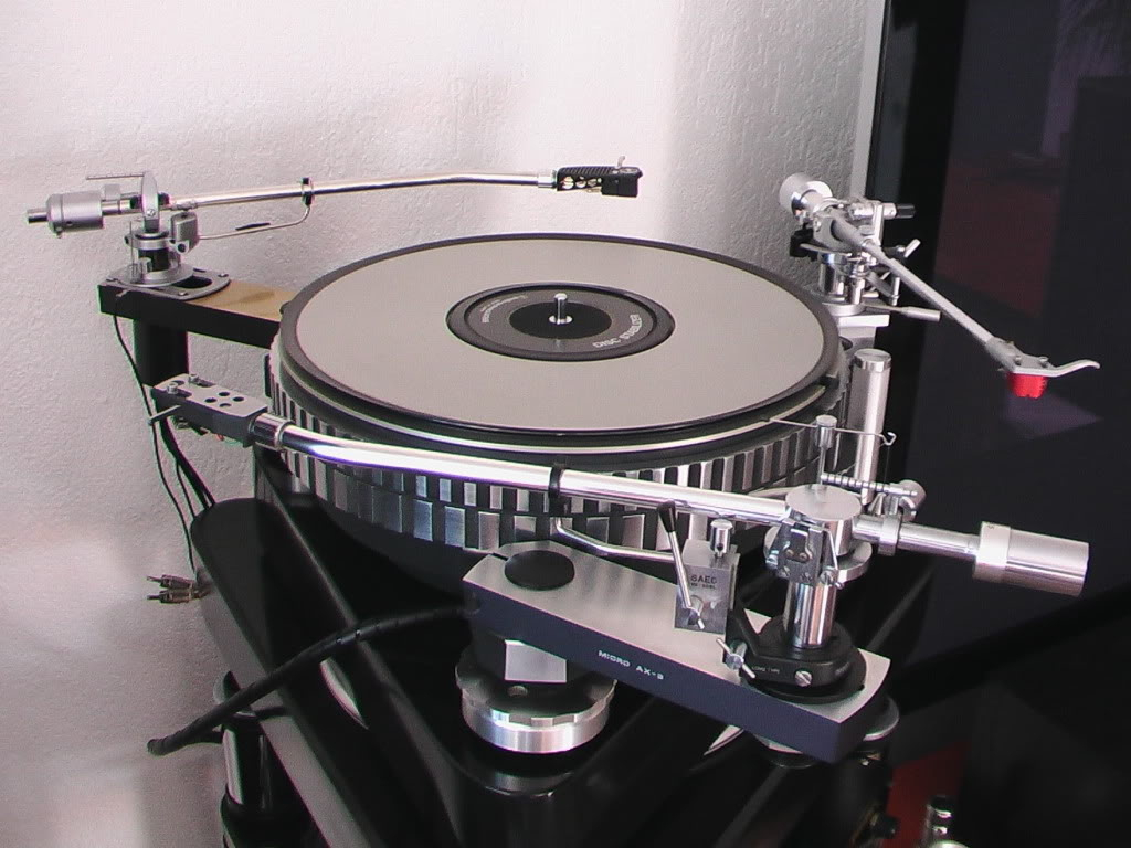 Turntable Micro Seikl DDX 1000